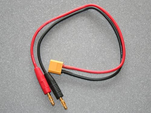 Yuki Model 610018 Akku-Ladekabel XT60 2,5mm²