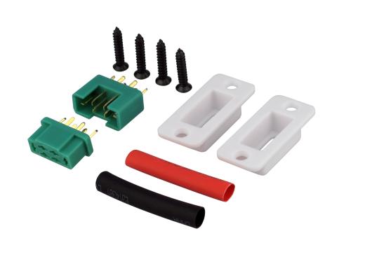 Einbaurahmen 600207 YUKI MODEL kompatibel mit MULTIPLEX MPX