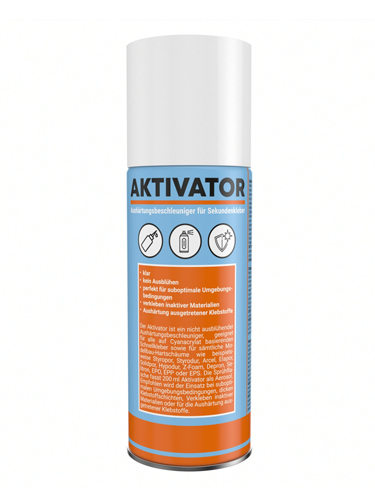 Big Difference Aktivator für Sekundenkleber 200ml Aerosol