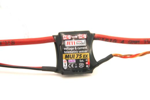 DUPLEX 2.4EX MUI 75 Spannungs/Strom-Sensor