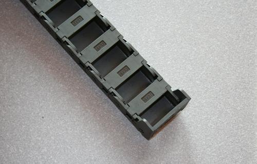 Energiekette 18 x 37mm, Radius 38mm, inkl Anschl.