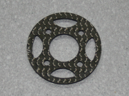 CFK Motorspant passend zu axi 2820 + 2826 d= 39 mm