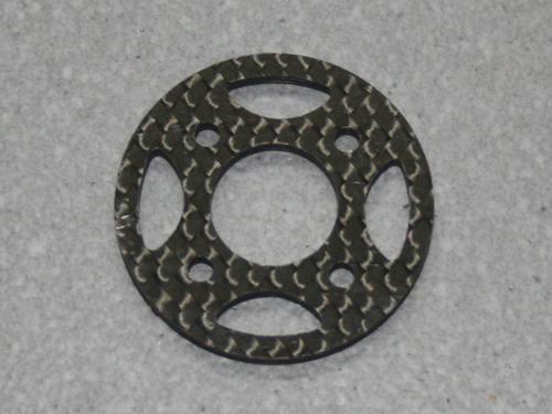 CFK Motorspant passend zu axi 2820 + 2826 d= 38 mm