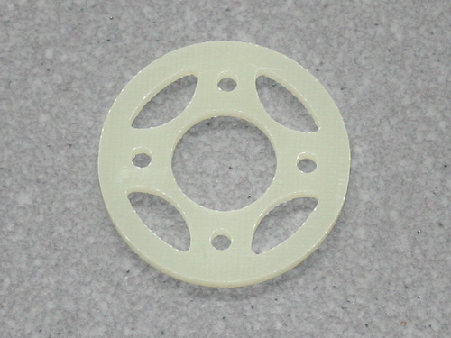 GFK Motorspant passend zu axi 2820 + 2826 d= 47 mm