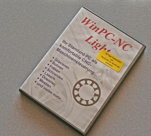 WinPC-NC light mit neuem nc100-USB-Stecker