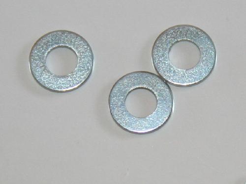 50 U-Scheiben 2,7 DIN 125 für M2,5