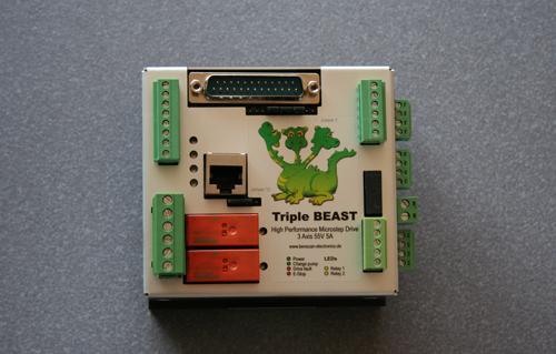 Triple Beast CNC 5A
