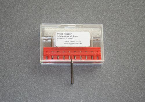 VHM Einschneider Ø 0.50mm