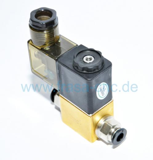 230V Magnetventil für Minimalmengenkühlung.