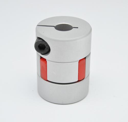 Wellenkupplung 25x30mm - 5Nm -  8 und 6,35 mm Bohrung