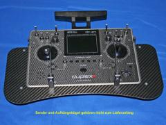 Senderpult für Jeti Pultsender DC14/DC16/DC24 Carbon