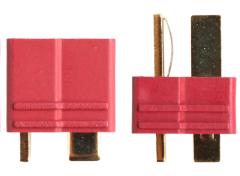 5 Paar Stecker + Buchse Goldkontakt kompatibel mit Deans Ultra Plug