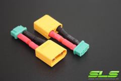 Adapter XT90 Stecker auf  MPX Stecker