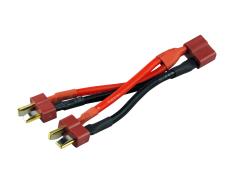 Paralleles Kabel 600139 YUKI MODELL Deans T-Plug