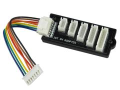 YUKI MODEL 703002 Balancer Adapterplatine JST XH