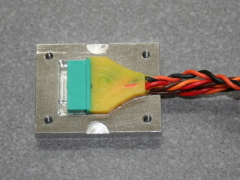 MPX Stecker Isolation für 8-polige Version