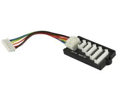 YUKI MODEL 703001 Balancer Adapterplatine JST EH