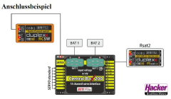 DUPLEX 2.4EX RC Switch