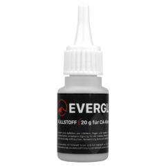 Everglue Silikat Füllstoff für Sekundenkleber 20g