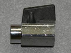 Kugelhahn Metall 1/8 beidseitig