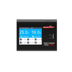 Ultra Power UP616 Smart Charger DC 400W 16A LCD Farbdisplay