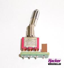 2-Stufen-Sicherheitsschalter DS Sender DUPLEX 2,4EX