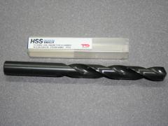 HSS, Spiralbohrer D=15,25 für Stahl ,VA und Aluminium