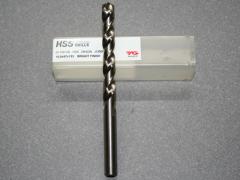 HSS, Spiralbohrer D=10,00 für Aluminium