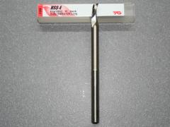 Einzahnfräser Ø 8.00mm für Aluminium, Schneidenlänge 14 mm