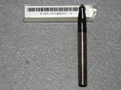 Radiusfräser Ø 5.50mm R=2.75mm, 6mm Schaft, TiAIN