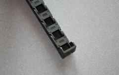 Energiekette 18 x 18mm, Radius 38mm, inkl Anschl.