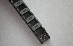 Energiekette 18 x 25mm, Radius 38mm, inkl Anschl.