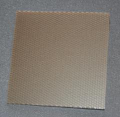 GFK Wabenplatte 250 x 200 x 4,3