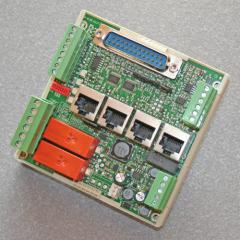 Interfaceplatine mit Watchdog und 0-10V Ausgang