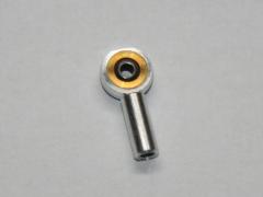 ALU-Kugelgelenk M2,5 (1 Stück)