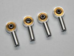 ALU-Kugelgelenk M2 (4 Stück)