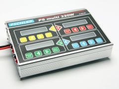 Ladegerät P6 multi / 320W DeLuxe Set