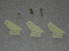 GFK Landeklappenscharnier 8 mm