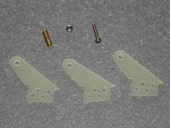 GFK Landeklappenscharnier 12 mm