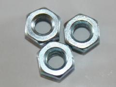 50 Muttern  M4  DIN 934