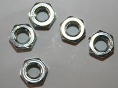 50 Muttern  M5  DIN 934