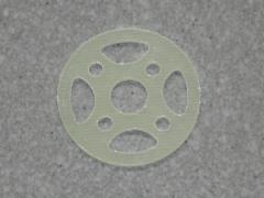 GFK Motorspant passend zu axi 22xx d=31 mm