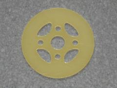 GFK Motorspant passend zu axi 22xx d=38 mm t=3 mm