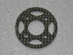 CFK Motorspant passend zu axi 22xx d=30 mm