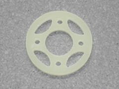 GFK Motorspant passend zu axi 2820 + 2826 d= 43 mm