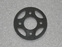 GFK Motorspant passend zu axi 2820 + 2826 d= 39 mm schwraz