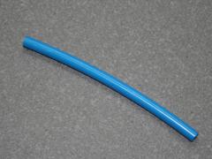 Polyamid-Schlauch, 6 x 4 mm, blau 1 Meter