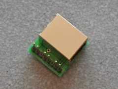 RJ45-Adapter für digitale Leadshine Endstufe