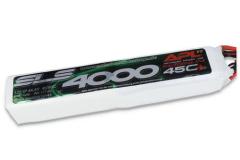 SLS APL MAGNUM 4000mAh 12S1P 44,4V 45C/90C SPLIT