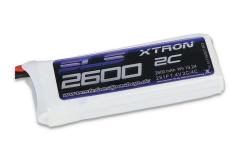 SLS XTRON RTX 2600mAh 2S1P 7,4V 2C/4C